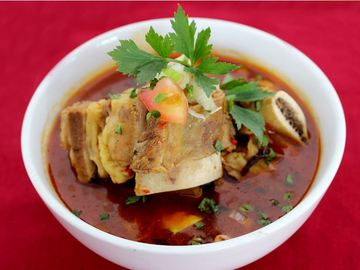 Beef Ribs Soup