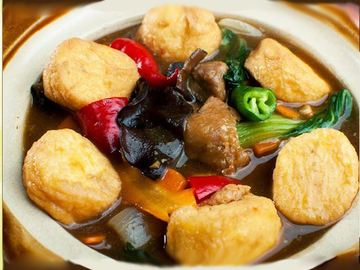 Sapo Tofu Seafood