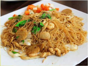 Egg Glass Noodles