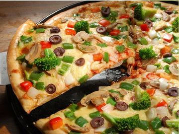 Tuscan Cheese Pizza