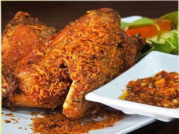 Grilled or Fried Chicken