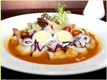 Laksa Seafood