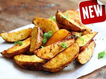 Fries Wedges